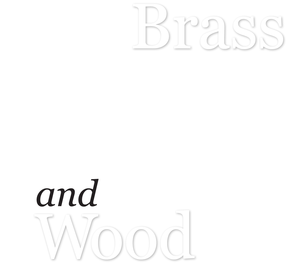 Brass and Wood LX Stethoscopes